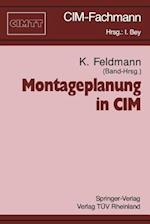 Montageplanung in CIM