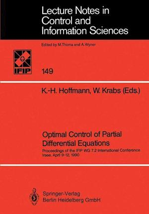 Optimal Control of Partial Differential Equations: Proceedings of the Ifip Wg 7.2 International Conference Irsee, April 9 12, 1990