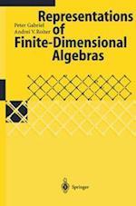 Representations of Finite-Dimensional Algebras af Aleksej I Kostrikin, Andrei V Roiter, Peter Gabriel