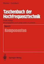 Taschenbuch Der Hochfrequenztechnik af Karl Heinz Locherer, F W Gundlach, Karl Heinz Lvcherer