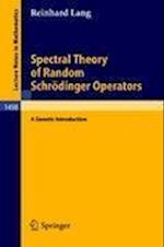 Spectral Theory of Random Schrödinger Operators : A Genetic Introduction