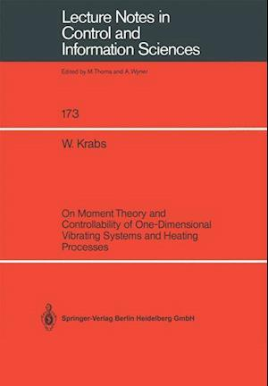 On Moment Theory and Controllability of One-Dimensional Vibrating Systems and Heating Processes