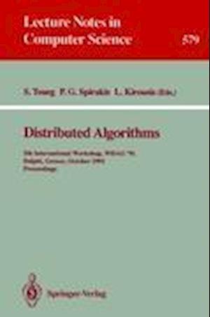 Distributed Algorithms : 5th International Workshop, WDAG 91, Delphi, Greece, October 7-9, 1991. Proceedings