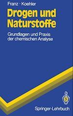 Drogen Und Naturstoffe (Springer-lehrbuch)