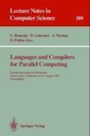 Languages and Compilers for Parallel Computing