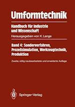 Umformtechnik Handbuch Fur Industrie Und Wissenschaft