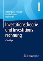 Investitionstheorie Und Investitionsrechnung af Walther Busse Von Colbe, Gert Lassmann, Frank Witte