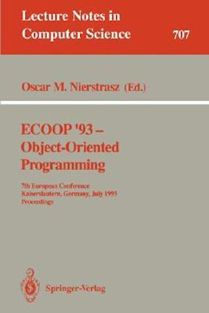 ECOOP '93 - Object-Oriented Programming