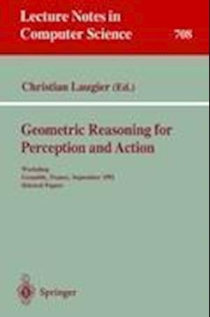 Geometric Reasoning for Perception and Action