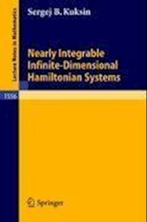 Nearly Integrable Infinite-Dimensional Hamiltonian Systems