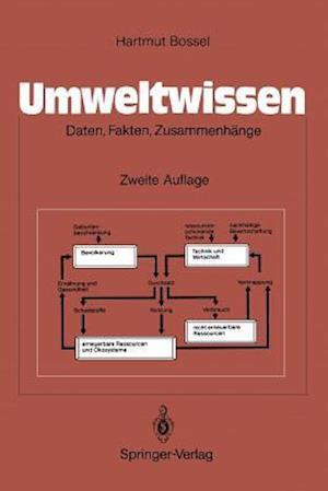 Bog, paperback Umweltwissen af Hartmut Bossel