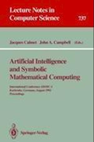 Artificial Intelligence and Symbolic Mathematical Computing