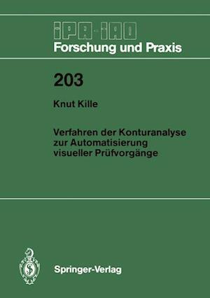 Verfahren der Konturanalyse zur Automatisierung Visueller Prufvorgange