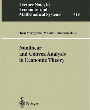Nonlinear and Convex Analysis in Economic Theory