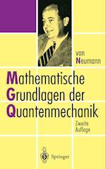 Mathematische Grundlagen Der Quantenmechanik af John Von Neumann