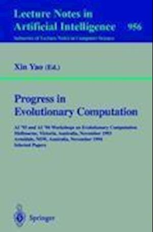 Progress in Evolutionary Computation : AI '93 and AI '94 Workshops on Evolutionary Computation, Melbourne, Victoria, Australia, November 16, 1993, Arm