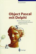 Object Pascal Mit Delphi af Richard Kaiser
