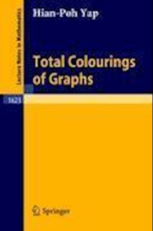 Total Colourings of Graphs