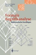 Formale Begriffsanalyse af Rudolf Wille, Bernhard Ganter