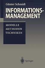 Informations-management af Gunter Schmidt