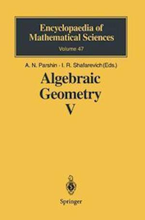 Algebraic Geometry V