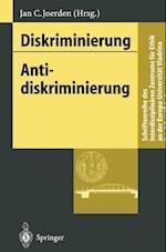 Diskriminierung (Schriftenreihe DES Interdisziplinaren Zentrums fur Ethik an der Europa Universitat Viadrina Frankfurt Oder)