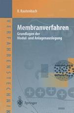 Membranverfahren af Robert Rautenbach