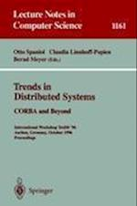 Trends in Distributed Systems, CORBA and Beyond af Otto Spaniol, C Linnhoff Popien, Bernd Meyer