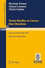 Vector Bundles on Curves - New Directions (Lecture Notes in Mathematics, nr. 1649)