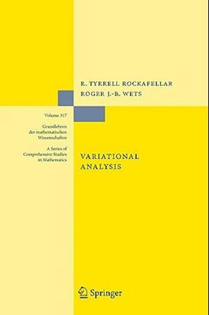 Variational Analysis
