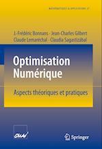 Optimisation Numerique (Mathematiques Et Applications, nr. 27)