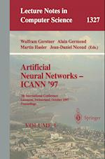 Artificial Neural Networks - ICANN '97 (Lecture Notes in Computer Science, nr. 1327)