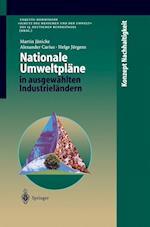 Nationale Umweltpleane in Ausgeweahlten Industrieleandern af Martin Janicke