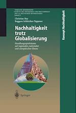 Nachhaltigkeit Trotz Globalisierung af Christian Hey, Ruggero Schleicher-Tappeser