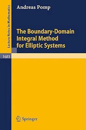The Boundary-Domain Integral Method for Elliptic Systems
