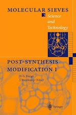 Post-Synthesis Modification I (Molecular Sieves, nr. 3)