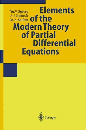 Partial Differential Equations II : Elements of the Modern Theory. Equations with Constant Coefficients