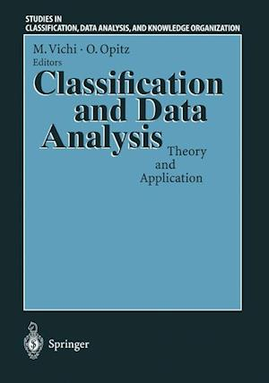 Classification and Data Analysis