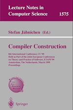 Compiler Construction (Lecture Notes in Computer Science, nr. 1575)