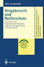 Vergaberecht Und Rechtsschutz (Schriftenreihe der Juristischen Fakultat der Europa-Universitat Viadrina Frankfurt (Oder))