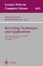 Rewriting Techniques and Applications (Lecture Notes in Computer Science, nr. 1631)