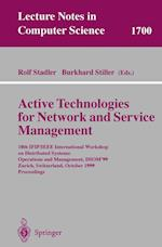 Active Technologies for Network and Service Management (Lecture Notes in Computer Science, nr. 1700)