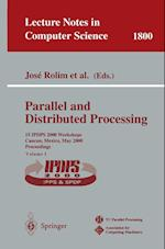 Parallel and Distributed Processing (Lecture Notes in Computer Science, nr. 1800)