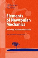 Elements of Newtonian Mechanics : Including Nonlinear Dynamics