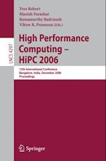 High Performance Computing - HiPC 2006 (Lecture Notes in Computer Science)