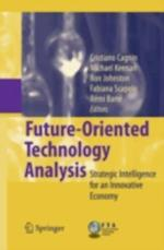 Future-Oriented Technology Analysis