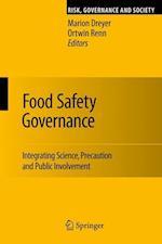 Food Safety Governance af Marion Dreyer, Ortwin Renn