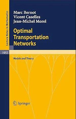 Optimal Transportation Networks: Models and Theory