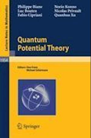Quantum Potential Theory