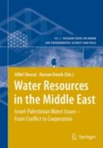 Water Resources in the Middle East
